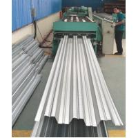 Buy cheap Galvanized Corrugated Steel Roofing Sheets / Floor Deck For Muti - Floor from wholesalers