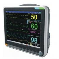 Buy cheap 15inch multi-parameter patient monitor mainly used for emergency, transshipment product