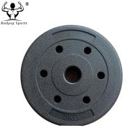 Buy cheap Customized Size Fitness Weight Plates Cement For Improving Muscle Tone product