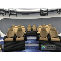 Buy cheap Virtual Reality Wonder 5D Cinema System Low Energy Consumption For Museum Center product
