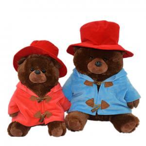 China Hot Sale sitting teddy bear plush toy, plush bear 30 cm on sale
