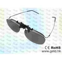 Buy cheap REALD Anti-scratch Circular polarized 3D film glasses product
