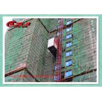 Buy cheap Variable Speed Construction Material Lift Elevator For Residence / Bridge product