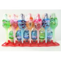 Buy cheap 5g Multi Fruit Flavored Hard Candy With 15ml Drink Children's Favorite product