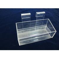 Buy cheap Custom Made Acrylic Cosmetic Display Stand For Retail Store product