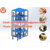 Buy cheap SZLH420 4-12 T/H Sheep Cow Cattle Animal Feed Pellet Processing Plant from wholesalers