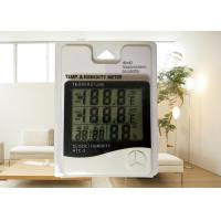 Buy cheap Indoor / Outdoor Digital Hygro Thermometer LCD Display For Humidity And Temperature product
