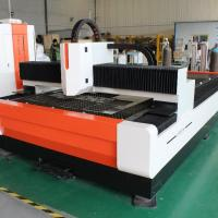 Buy cheap 800w 1000w 500w Fiber Laser Cutter Metal Protect Covering IPG Raycus Source product