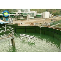 Buy cheap Stainless Steel Wastewater Storage Tanks For Industrial Wastewater Treatment Plant product