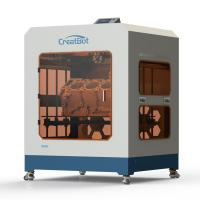 Buy cheap Three Dimensional Plate Type Large Scale 3D Printer With Color Touch Screen product