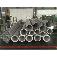 Buy cheap TP410 Stainless Steel Seamless Pipe SS Tube A268 6 Meter Fixed Length product