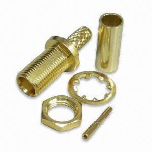 Buy cheap RF Connectors MCX Jack BKD Crimp for RD316 product