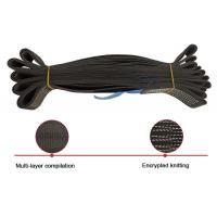 Buy cheap 0.5T 100% Polyester Flat Endless Webbing Sling 25mm Width With Reinforcement product