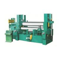 Buy cheap Hydraulic Thick Plate Rolling Machine 3200mm Width Universal Mc Drum Type Upper Roller product