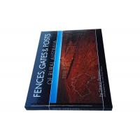 Buy cheap A4 Hardback Book Printing Print On Demand Art Book Printing Service from wholesalers