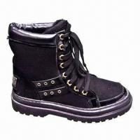 Buy cheap 2013 Spring Genuine Leather Casual Boots for Women, Customized Colors are Accepted product
