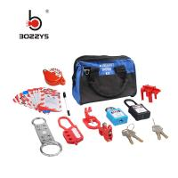 Buy cheap Laminated Safety Lockout Kit Easy To Carry Customized Color One Year Warranty product