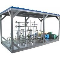 Buy cheap High Pressure Pump LNG Skid Mounted Equipment 20-70mpa 1000L/h product