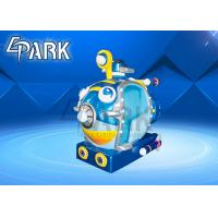 Buy cheap Double Player Kiddy Ride Machine / Children 'S Coin Operated Rides from wholesalers