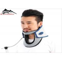 Buy cheap Medical Neck Support Brace / Cervical Collar Sleeping Adjustable Size product