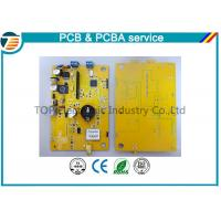 Buy cheap Single Sided PCB Assembly Services GPS Tracking For GPS Module product