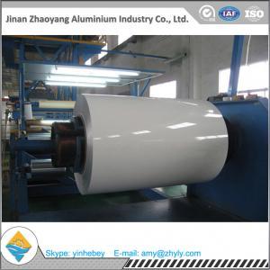 Buy cheap 1060 0.5mm PVDF Prepainted Aluminum Coil product