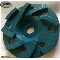Buy cheap Professional Diamond Grinding Tools Diamond Cup Wheel For Grinding Concrete 100mm product