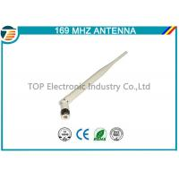 Buy cheap Rubber Duck SMA Swivel Antenna , 3G 169Mhz Antenna 5 DBI Gain from wholesalers