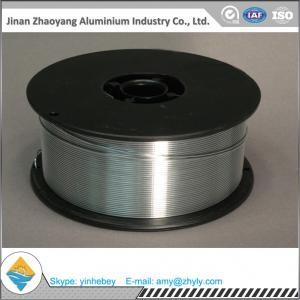 Buy cheap Sink Aluminium Alloy Welding Wire Er4043 / Er5356 / Er1100 / Er5183 / Er4047 product