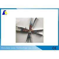 China Holland Type Arc Welding Earth Clamp 500A 12mm Diameter Copper Lug Core CE Marked on sale