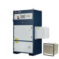 Buy cheap Self Cleaning Laser Fume Extractor 3.0KW PLC Control System 900 * 800 * 1775mm product