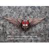 Buy cheap Halloween Skull Bat Magnetic Folding Metal Money Clip, batman fold magnet money from wholesalers