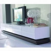 Buy cheap TV stand with MDF, high glossy and painting product