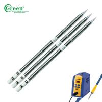 Buy cheap Lead Free Automatic Soldering Robot Tips T12-BC1 Series Stainless Color product