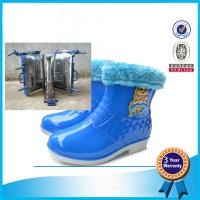Buy cheap Plastic Injection Boots Mold Fashionable And Original Design product