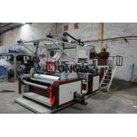 Buy cheap Vinot Double Layer Co-Extrusion Stretch Film Machine with Entire Frequency Conversion For Supermarket Packing mm SLW-100 from wholesalers