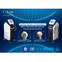 Buy cheap Painless 808nm Diode Laser Hair Removal Machine Simple Operation 25 * 31mm Spot Size product