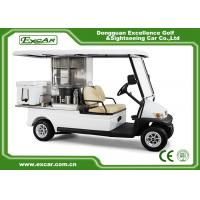 Buy cheap Utility Electric Cart For Tourist With Trojan Battery/Curtis Controller from wholesalers