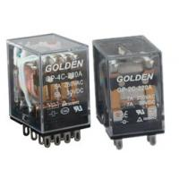 Quality Car Automobile Relays GP SME JQX-18F 7A / 250VDC PCB Power Relay for sale