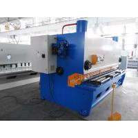 Quality Hydraulic Guillotine Shear Metal Shearing Machine Cutting 16mm Stianle Steel for sale