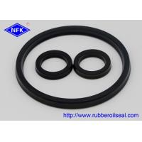 Buy cheap High Pressure Rubber Oil Seals, Rubber Hydraulic Industrial Oil SealsDurable product