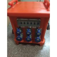 Quality Weather Resistance Temporary Power Distribution Box , Portable Spider Power Box for sale