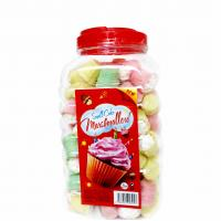 Buy cheap Mini Cake In Jar Nice Taste Marshmallow Sweets , Soft candy marshmallow product