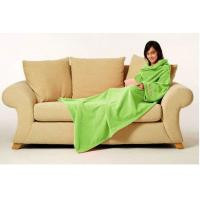 Buy cheap Coral Fleece Blanket With Sleeve , Soft Home Coral Blanket 150X200CM product
