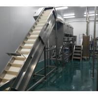 Buy cheap 6000LPH Automatic Control Fruit Processing Equipment For Coconut Milk Drink product