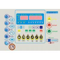 High Performance LED Membrane Switch Panel Sticker / Membrane Key Switches
