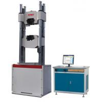 Buy cheap Computer Screen Display Hydraulic Testing Equipment 40kn - 2000kn Testing Force product