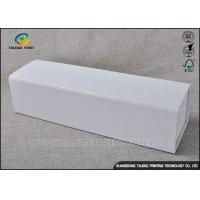 Buy cheap Custom Color Foldable Gift Boxes Fashion Paper Wine Box ISO14001 Certificated product