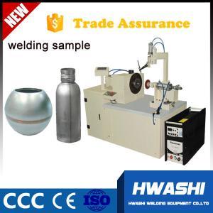 Buy cheap Panasonic Automatic MIG welder , Steel Rould Pot Automatic Welding Machine product