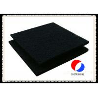 Buy cheap Good Adsorption Activated Carbon Fiber Felt High Temperature Felt for Air Conditioners product